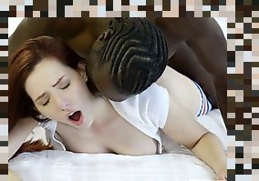 interracial teen kissing